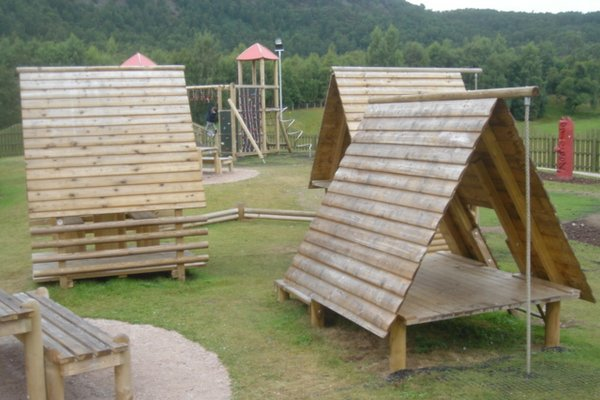 Highland, Aviemore Play Area - 10/14