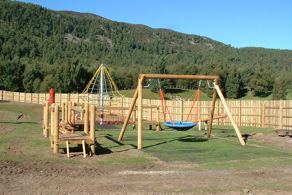 Highland, Aviemore Play Area - 2/14