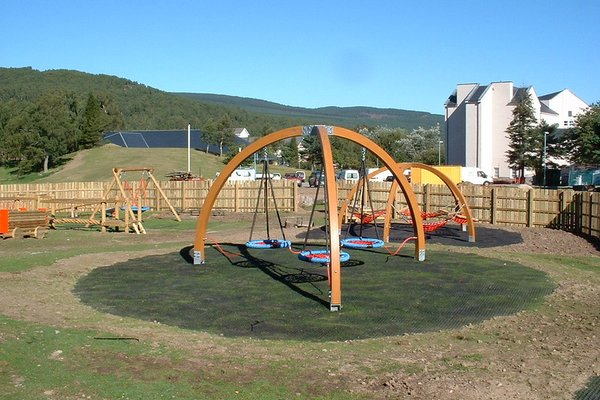 Highland, Aviemore Play Area - 3/14