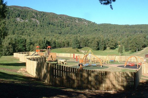 Highland, Aviemore Play Area - 13/14